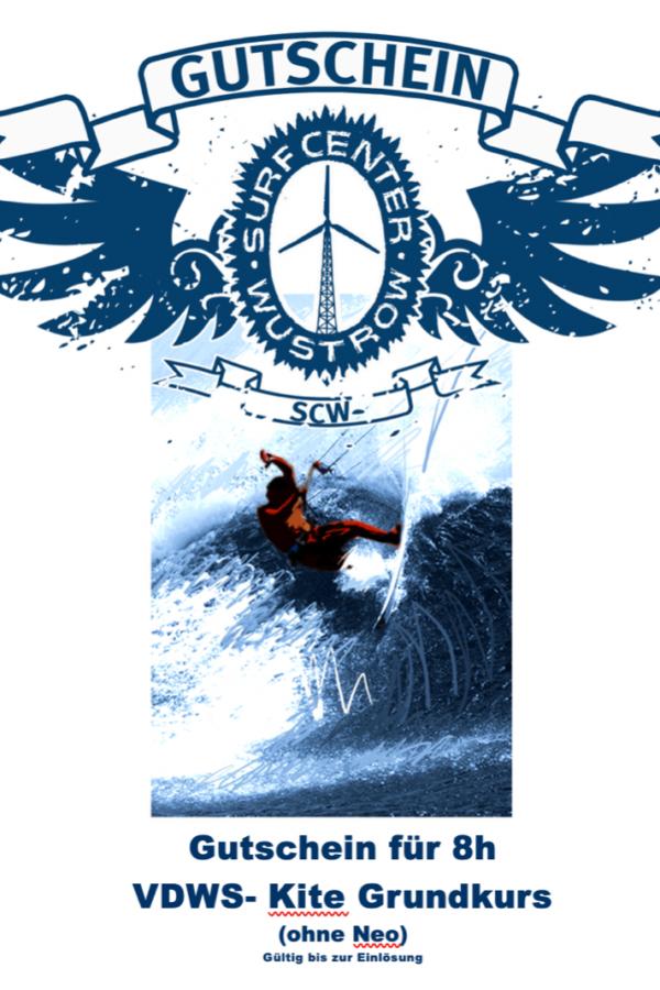 Gutschein Surfcenter Wustrow